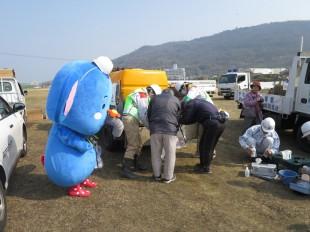 H27年度第1回震災対策総合訓練 (18)