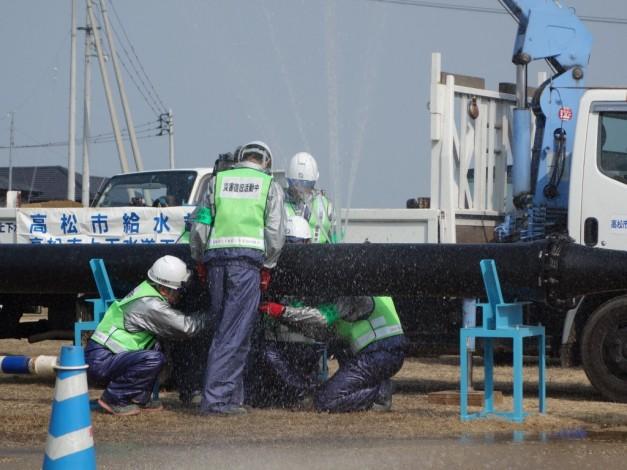 H27年度第1回震災対策総合訓練 (10)