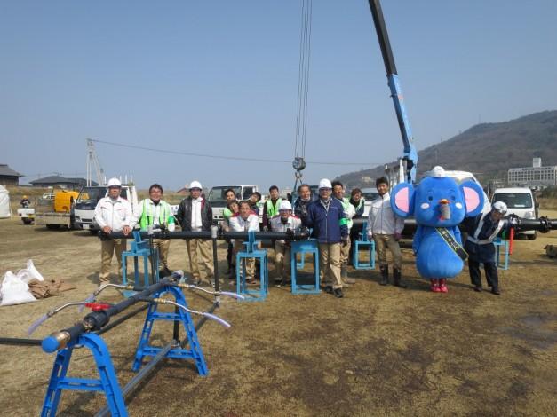 H27年度第1回震災対策総合訓練 (19)