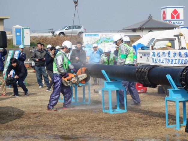 H27年度第1回震災対策総合訓練 (12)