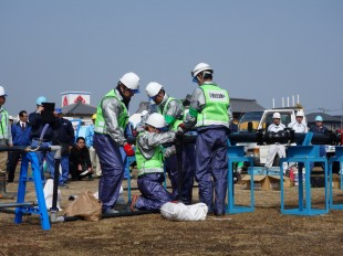 H27年度第1回震災対策総合訓練 (14)