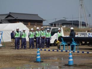 H27年度第1回震災対策総合訓練 (9)