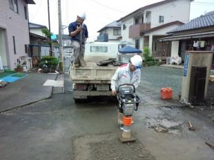 熊本救援活動 (2)