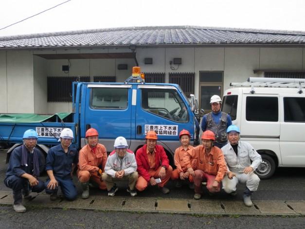 熊本救援活動 (3)