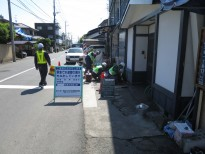 熊本地震応急復旧活動 (9)