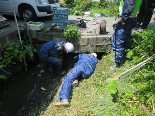 熊本地震応急復旧活動 (13)