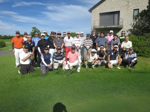 H28年度春季組合親睦ゴルフコンペ (5)