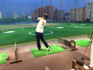 ゴルフ大会画像1