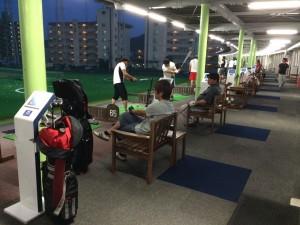 ゴルフ大会画像2
